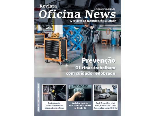 Prevenção nas oficinas- Revista Oficina News