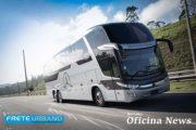 Vídeo do Ônibus Mercedes-Benz O 500 mostra tecnologias de ponta