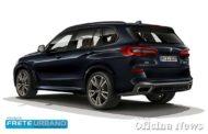 BMW lança SUV X5 M50i no Brasil com motor de 530 cv