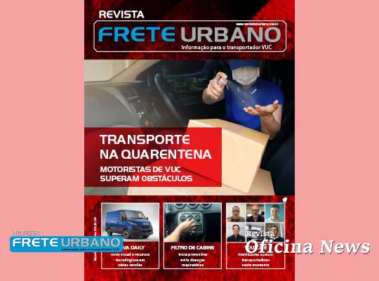 Revista Frete Urbano – Transporte na quarentena