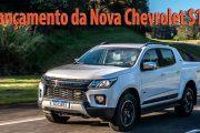 Vídeo da Nova Chevrolet S10 remodelada