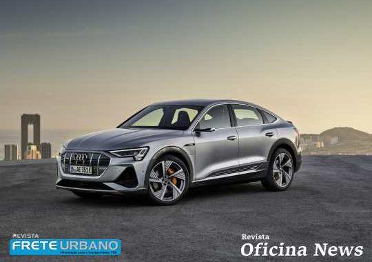 Audi e-tron Sportback começa a ser comercializado no Brasil