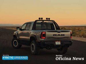 Ram 1500 TRX é destaque nos EUA