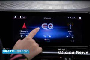 Mercedes-Benz apresenta EQC 400