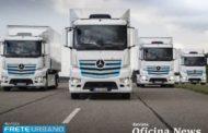 Caminhões e ônibus elétricos da Daimler rodam 7 milhões de Km