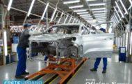 Fábrica da Caoa Chery registra marca de 20 mil veículos produzidos