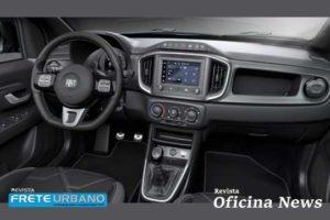 Fiat Nova Strada ganha série limitada Opening Edition