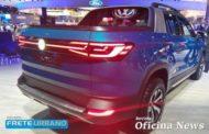 Volkswagen Taos é o nome escolhido para a nova picape da marca