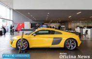Superesportivo Audi R8 tem primeiras unidades entregues no Brasil