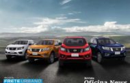 Nissan Frontier aparece em congresso que discute agronegócio