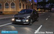Sedã Fiat Cronos 1.3: esportividade e eficiência