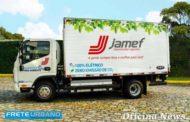 Caminhão elétrico iEV1200T da JAC Motors é testado na Jamef