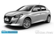 Novo Peugeot 208 com câmbio manual chega em duas novas versões