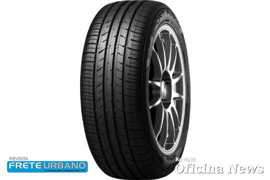 Dunlop SP Sport FM800 é o novo pneu para veículos no mercado