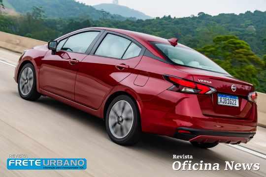 Nissan Versa evolui a preços competitivos