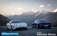Porsche Taycan Turbo S: elétrico de tirar o fôlego