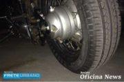 Continental alerta sobre perigos de pneus de carro montados em motos