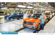 Renovação de produtos de veículos de volta ao cenário