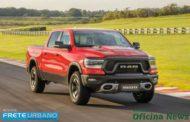 Nova Ram 1500 Rebel é apresentada com motor V8 de 400 cv