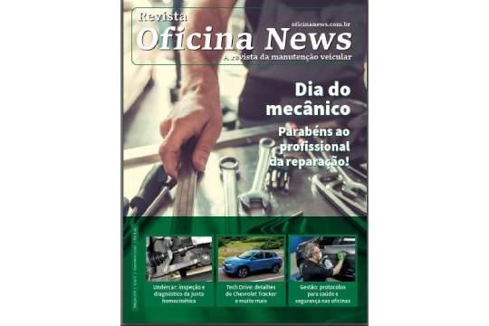 Dia do mecânico 2020 - Revista Oficina News