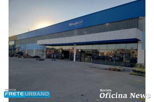 MercadoCar abre nova loja na zona leste da capital paulista