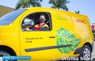 Transportadora DHL faz distribuição com Renault Kangoo elétrico