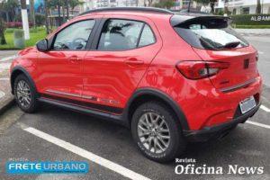 Fiat Argo Trekking: motor 1.8 e câmbio automático