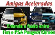 Entenda sobre a fusão entre Fiat e PSA Peugeot Citroën