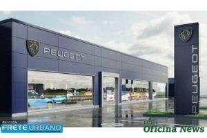 Peugeot apresenta novo logo e identidade global