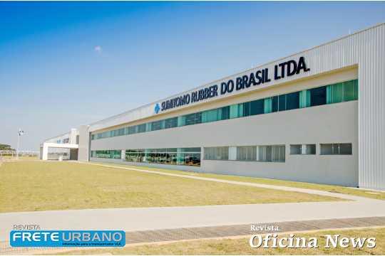 Dunlop celebra marca de 30 milhões de pneus produzidos no Brasil