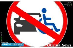 Mais uma barreira para quem precisa de um veículo PCD
