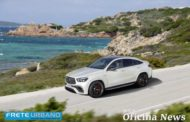 Mercedes-AMG GLE 63 S 4MATIC+ Coupé chega ao Brasil