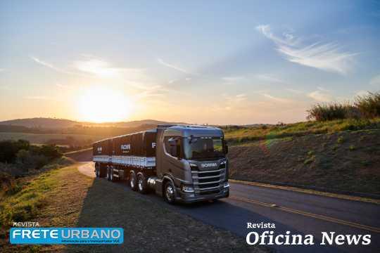 Scania lança acelerador inteligente para economizar combustível