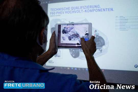 Academia BMW e SENAI-SP oferecem cursos com realidade aumentada
