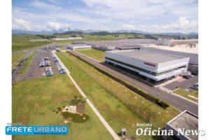 Nissan comemora 7 anos de produção em fabrica no Brasil