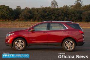 Chevrolet Equinox: equilíbrio com motor 1.5 turbo