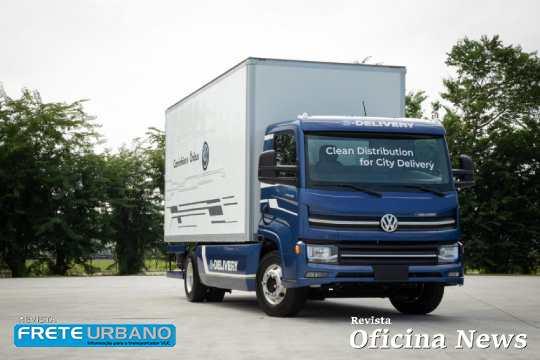VW e-Delivery começa a ser produzido em série neste semestre