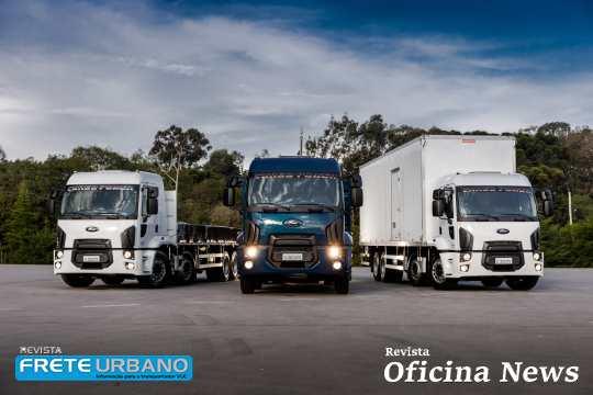 TRP Multimarcas realiza promoção para caminhões Ford