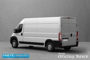 Citroën Jumper Cargo pode ser dirigido com CNH categoria B