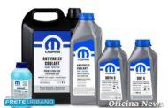 Mopar apresenta novos lubrificantes e fluidos para Fiat e Jeep