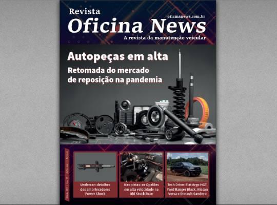 Revista Oficina News - Autopeças em alta