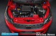 Fiat Argo HGT: motor 1.8 e câmbio automático de 6 marchas