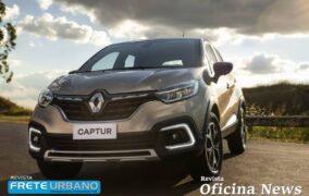 Renault Captur turbo chega por R$ 124.490 A R$ 138.490