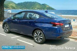Novo Nissan Versa: motor 1.6 16V e câmbio Xtronic CVT