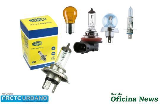 Qualidade das lâmpadas automotivas requer cuidados