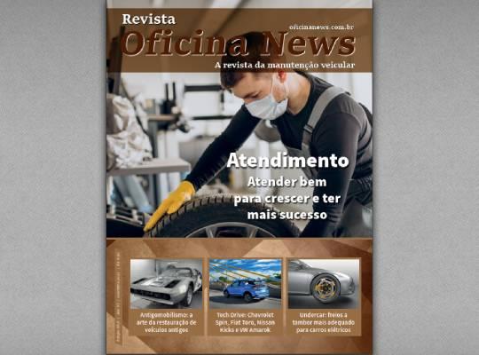 Revista Oficina News - atendimento na oficina
