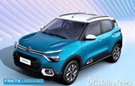 Novo Citroën C3 estará entre os SUVs compactos