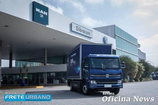 Caminhões VW e-Delivery oferecem pacote de garantia e peças