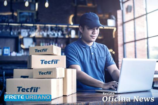 Tecfil lança marketplace para venda de filtros automotivos