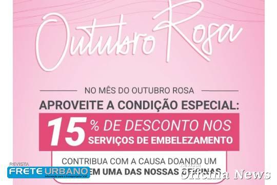 Caoa se engaja na campanha do outubro rosa com ação solidária